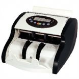 Note Counter & Counterfeit Detector